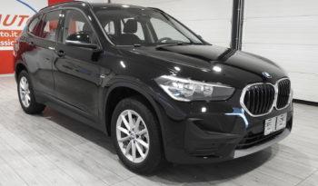 BMW X1 SDRIVE 16D 116 CV CAMBIO AUTOMATICO MY' 21 – VETTURA UFFICIALE ITALIANA – GARANZIA DELLA CASA MADRE 24 PIU' 24 – DA IMMATRICOLARE