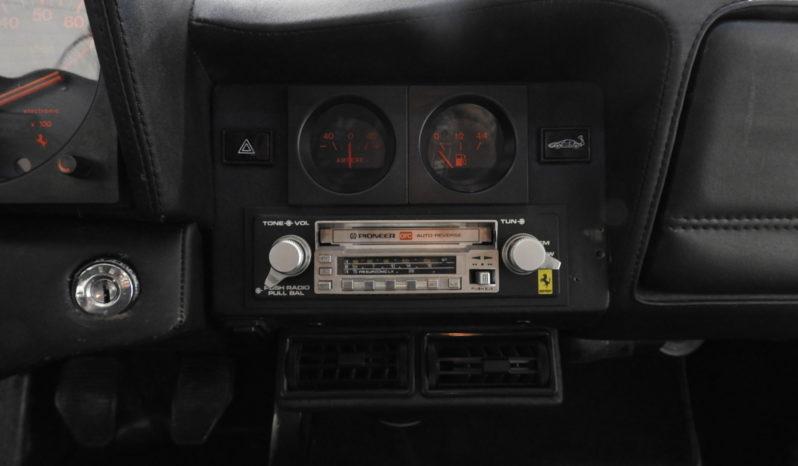 FERRARI 512 BB I – SUPER RESTAURO – SUPER TAGLIANDO APPENA ESEGUITO (1982)