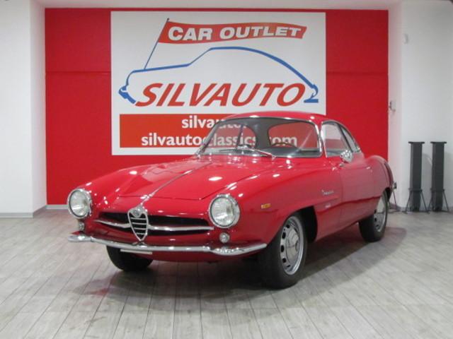 Alfa Romeo Giulia 1600 SS