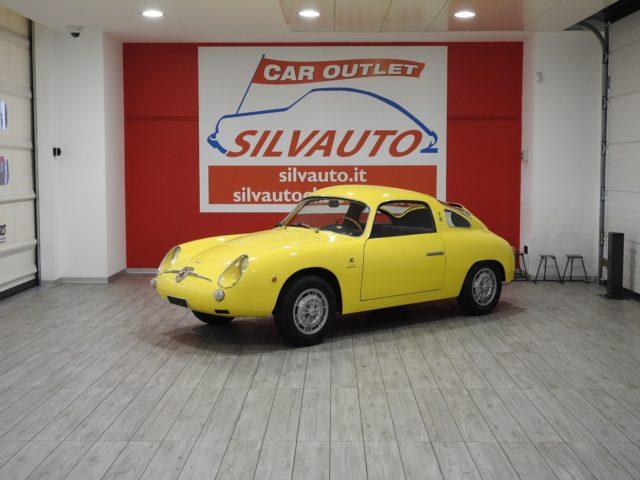 Fiat Abarth 750 Bialbero Record Monza
