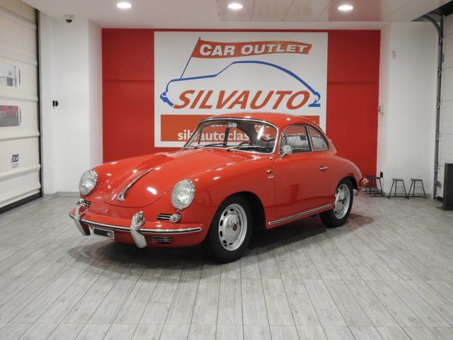 Porsche 356 Coupè SC