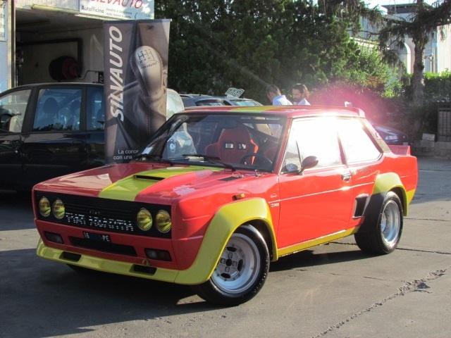 Fiat 131 Abarth Rally Gruppo 4