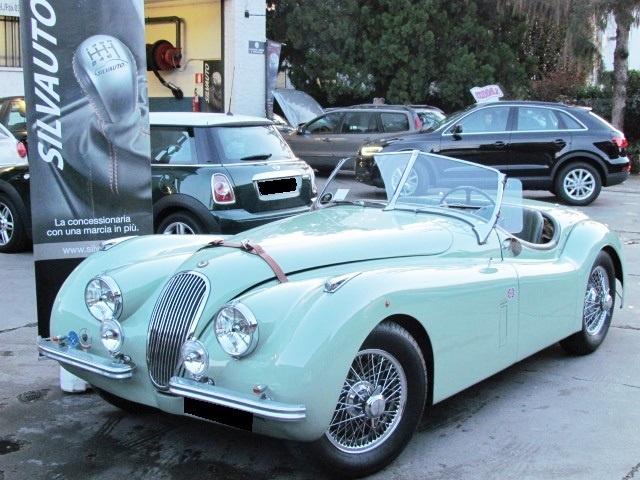 Jaguar XK 120 3.4L O.T.S. L.H.D.