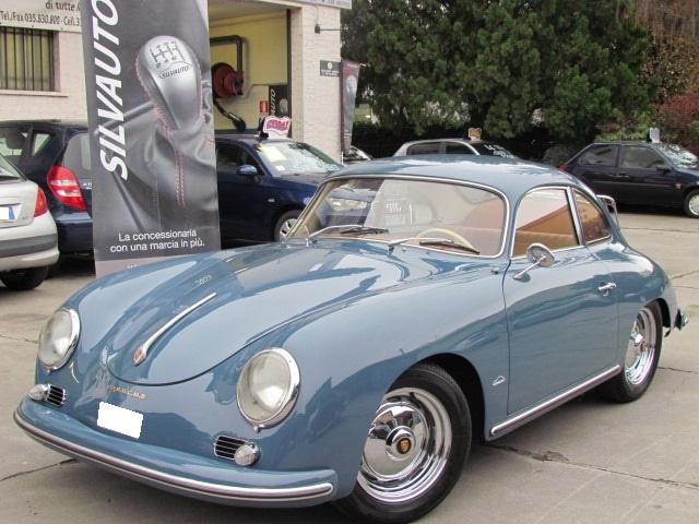 Porsche 356 A TZ Coupè 1600
