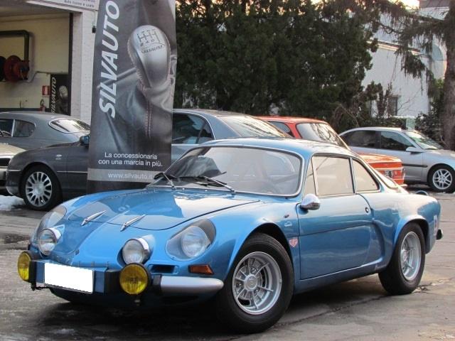 Renault Alpine A110 1300