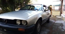 ALFA ROMEO GTV 2.0 130CV TIPO 116.36C – ISCRITTA ASI (1983)