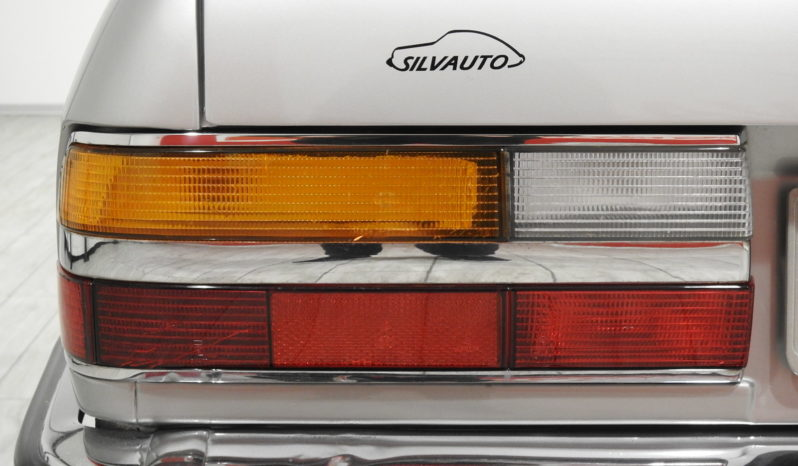 BMW 520i E28 122CV – ISCRITTA ASI CON CERTIFICATO DI RILEVANZA STORICA E COLLEZIONISTICA (1985)