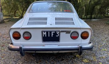 FIAT 850 SPORT COUPE' TIPO 100 GBC 000 (1968)