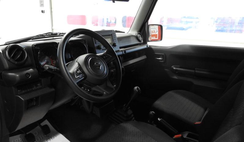 SUZUKI JIMNY 1.5 PRO AUTOCARRO 102CV 4WD MY' 21 – GARANZIA DELLA CASA MADRE – NUOVA UFFICIALE ITALIANA – DA IMMATRICOLARE
