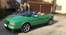 AUDI 80 90 CABRIOLET 2.0 E 115CV MODEL YEAR '97 – YOUNGTIMER (1997)