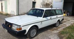 VOLVO 240 (245) POLAR – ISCRITTA ASI (1990)