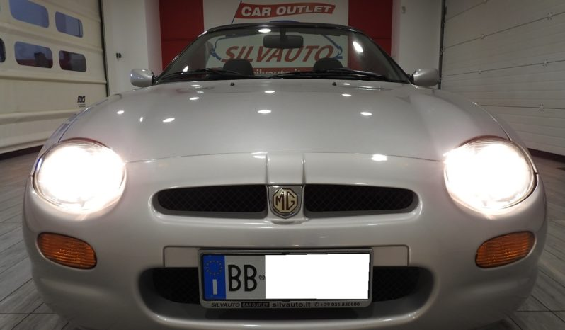MG ROVER MG F 1.8i 1^ SERIE – SOLO 57.769 KM – IMPERDIBILE YOUNGTIMER (1999)