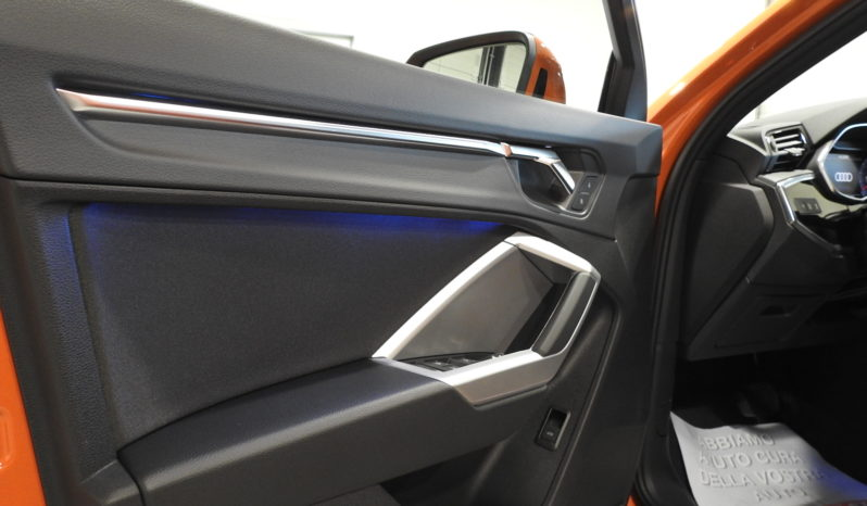 AUDI Q3 SPORTBACK S LINE EDITION 35 TDI S-TRONIC 2.0 150 CV – GARANZIA UFFICIALE 60 MESI/100.000 KM DALLA DATA DI IMMATRICOLAZIONE
